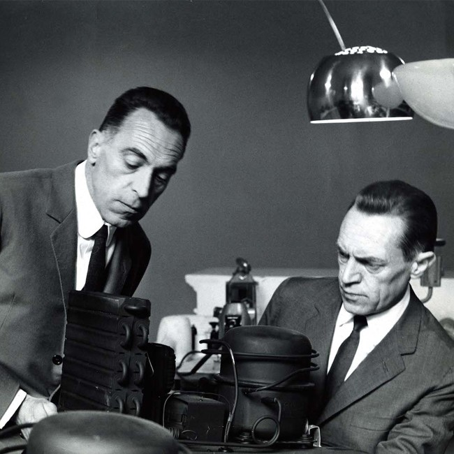 Achille & Pier Giacomo Castiglioni