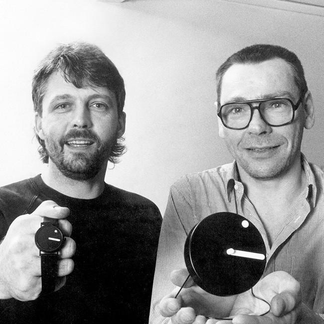 Georg Christensen & Erling Andersen