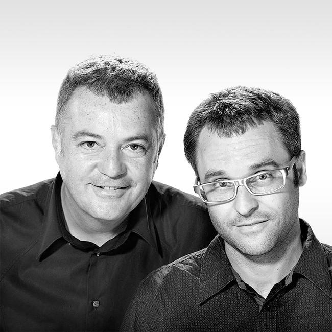 Xavier Claramunt & Miquel de Mas