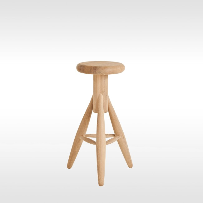 Artek barkruk Rocket Bar Stool door Eero Aarnio