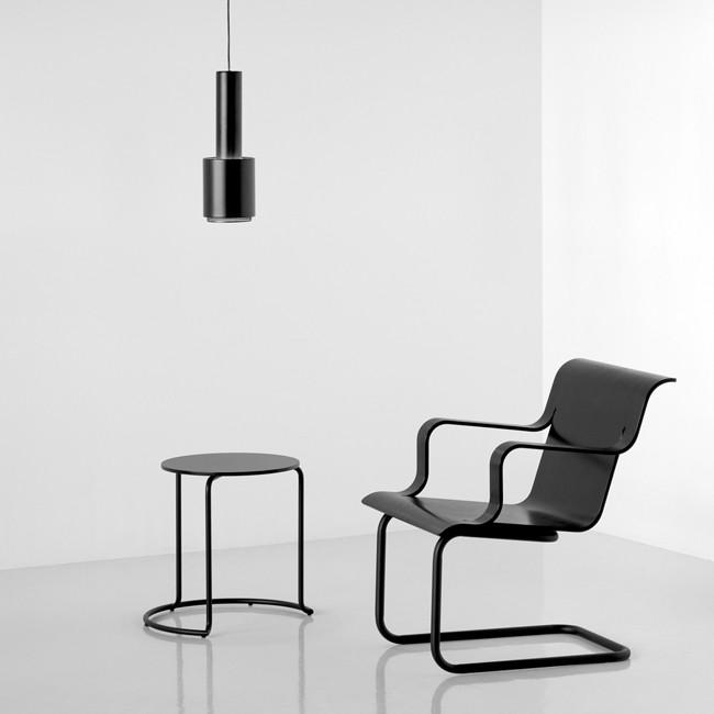artek fauteuil 26 armchair door alvar aalto. Black Bedroom Furniture Sets. Home Design Ideas