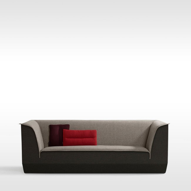 Artifort bank Big Island Sofa 2,5-zits door Anderssen & Voll