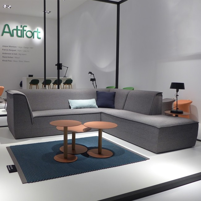 Artifort bank Big Island Sofa Hoekelement door Anderssen & Voll