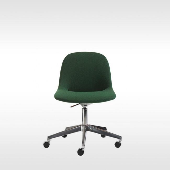 Bureaustoel Met Armleuning.Artifort Bureaustoel Beso Chair Zonder Armleuning Door Khodi Feiz