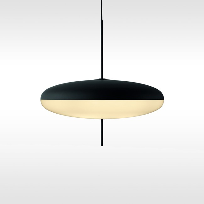 Astep hanglamp Model 2065 BBW door Gino Sarfatti