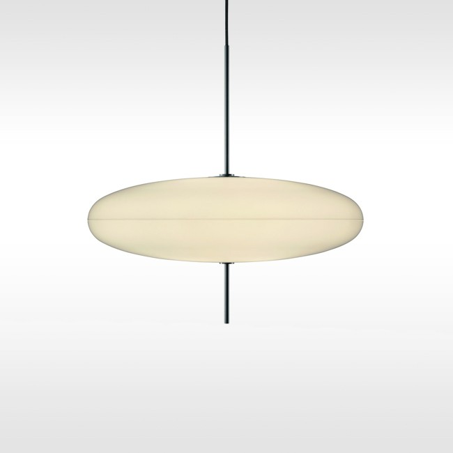 Astep hanglamp Model 2065 door Gino Sarfatti