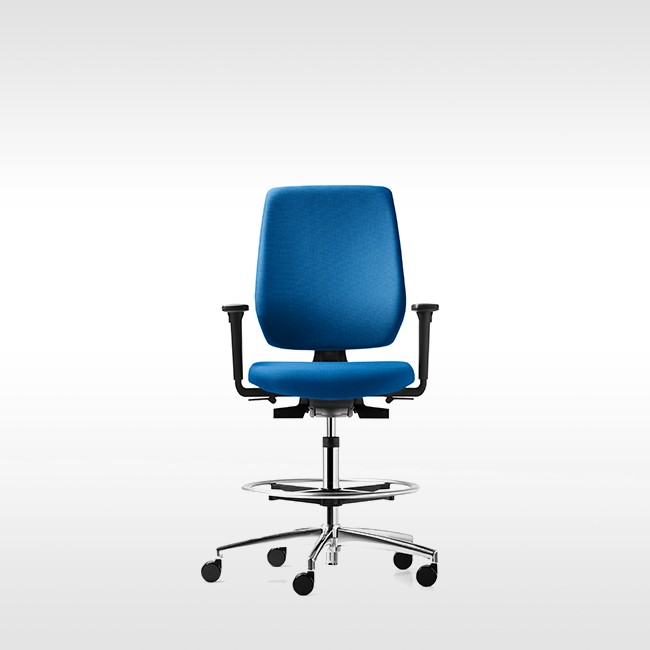 Dauphin Trendoffice counterstoel Speed-O Comfort SP76398 door Gorgi Design
