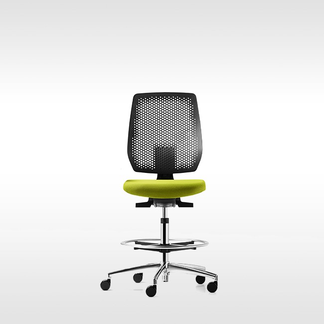 Dauphin Trendoffice counterstoel Speed-O Membraan SP76198 door Gorgi Design