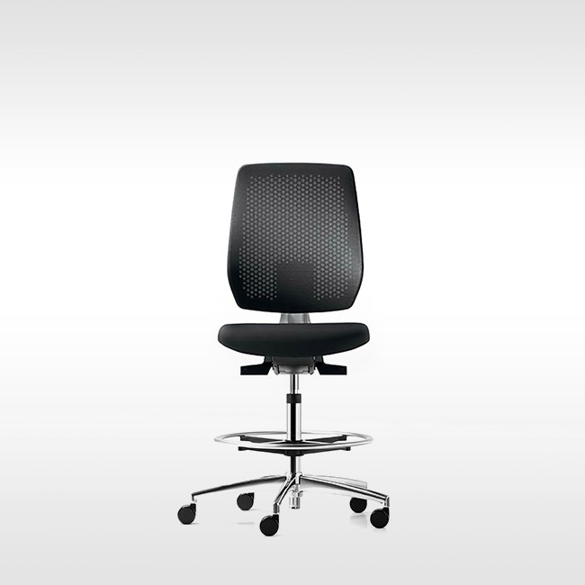 Dauphin Trendoffice counterstoel Speed-O Netweave SP76298 door Gorgi Design