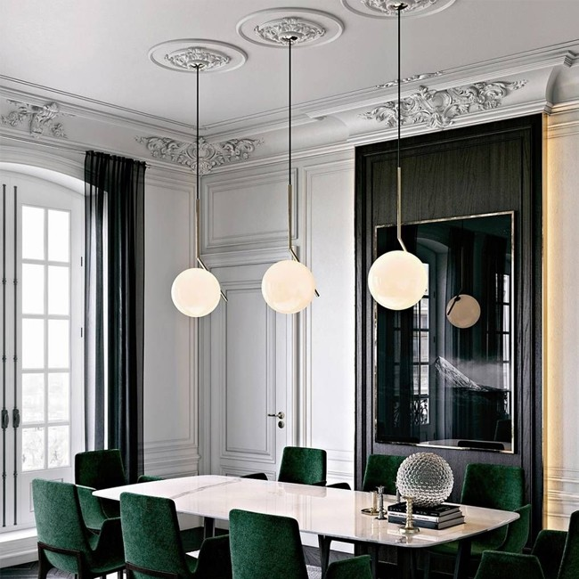 Flos hanglamp IC Light S1 door Michael Anastassiades