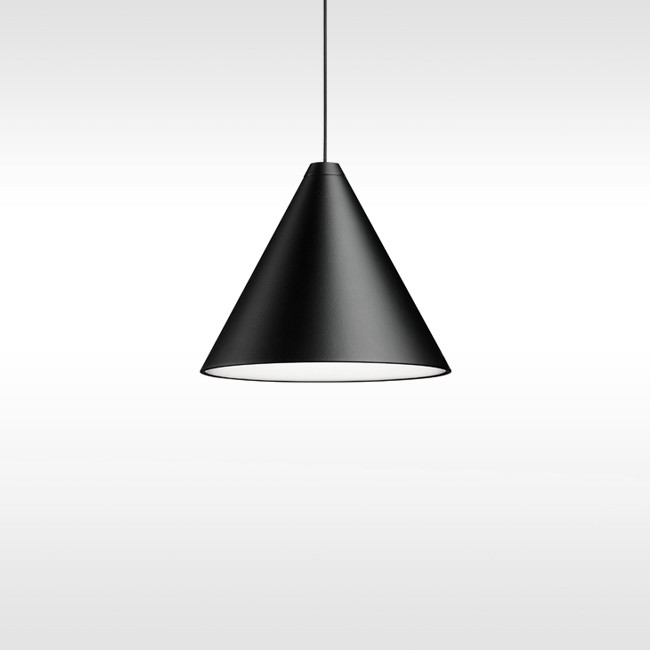 Flos hanglamp String Light Cone door Michael Anastassiades