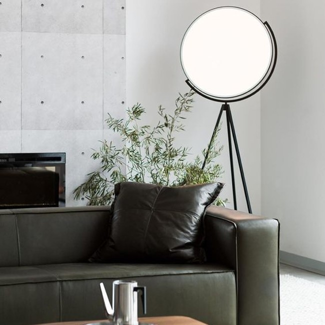 Flos vloerlamp Superloon door Jasper Morrison