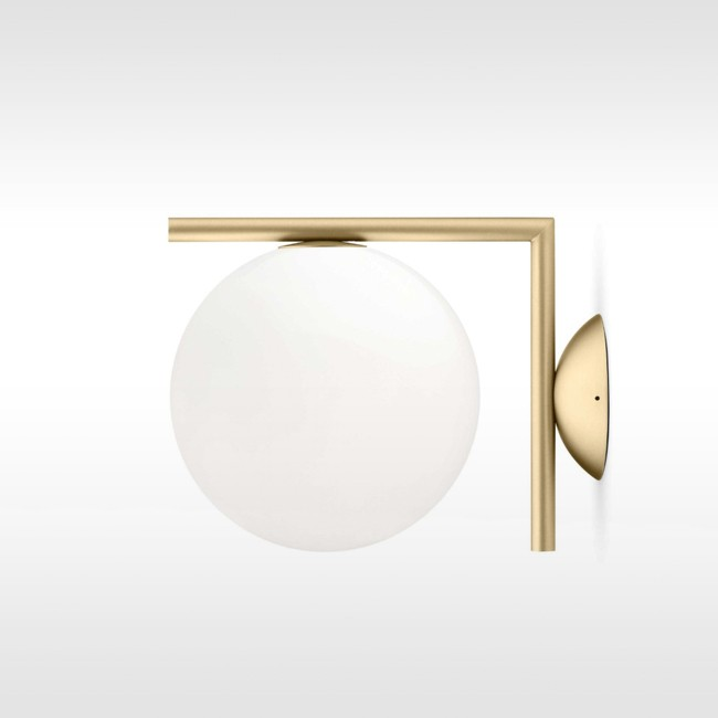 Flos wandlamp / plafondlamp IC Light IC C/W2 door Michael Anastassiades