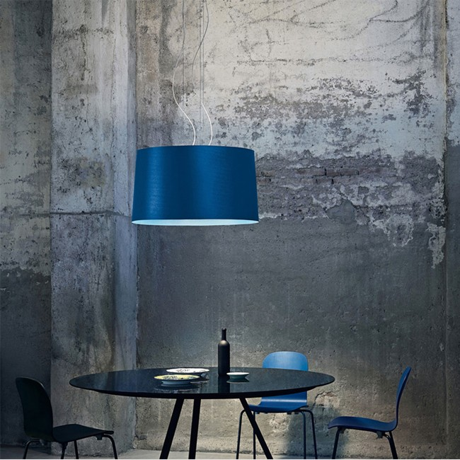 Foscarini hanglamp Twice as Twiggy door Marc Sadler