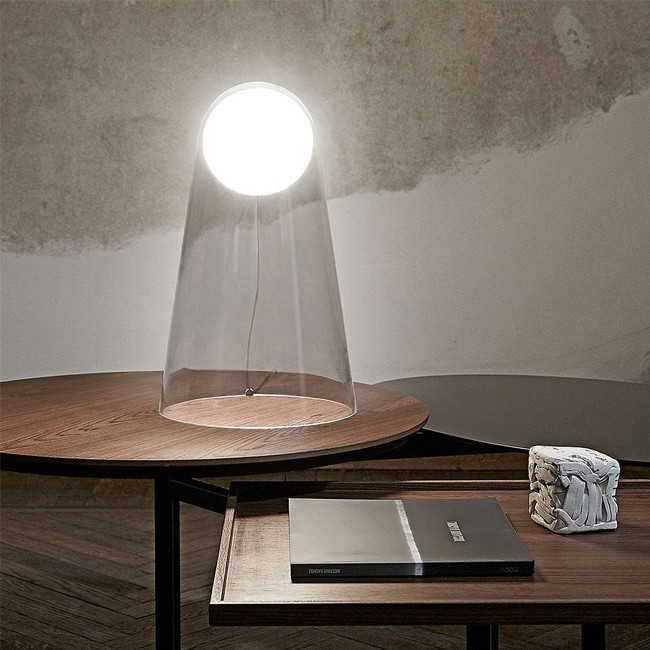 Foscarini tafellamp Satellight door Eugeni Quitllet