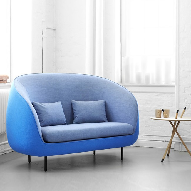 Fredericia bank Haiku Sofa 2-Zits door GamFratesi