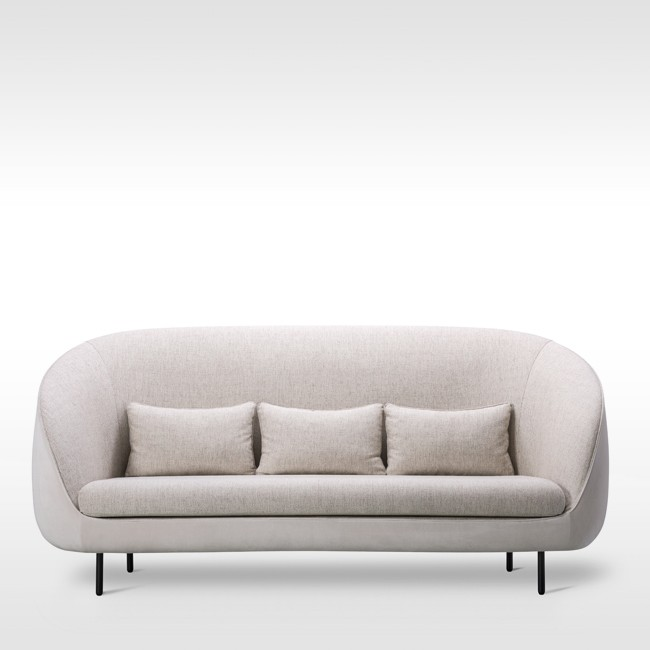 Fredericia bank Haiku Sofa 3-Zits door GamFratesi