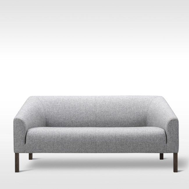 Fredericia bank Kile Sofa 2-Zits Model 2702 door Jasper Morrison