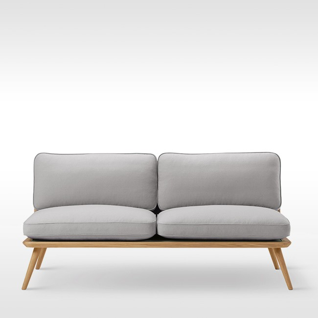 Fredericia bank Spine Lounge Suite Sofa Model 1712 door Space Copenhagen