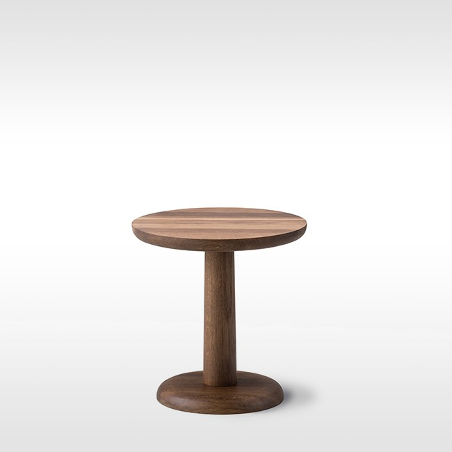 Fredericia bijzettafel Pon Table Model 1280 door Jasper Morrison