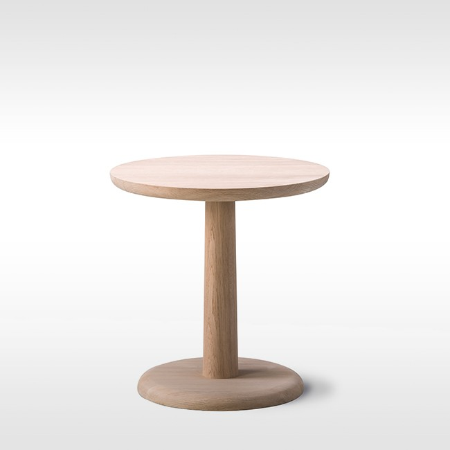 Fredericia bijzettafel Pon Table Model 1290 door Jasper Morrison