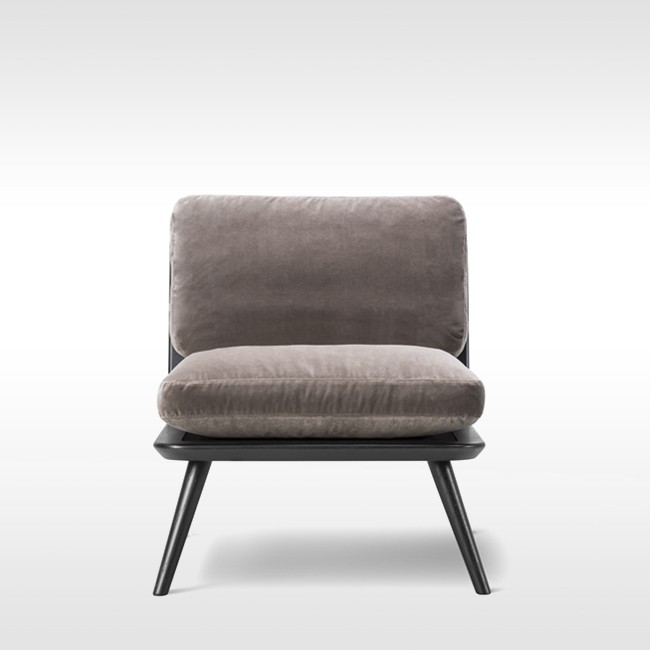 Fredericia fauteuil Spine Lounge Suite Chair Petit Model 1711 door Space Copenhagen