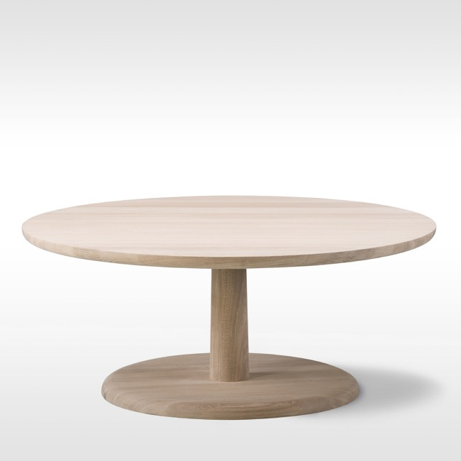Fredericia salontafel Pon Coffee Table door Jasper Morrison