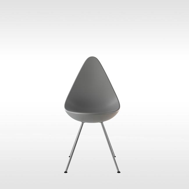 Fritz Hansen Stoel.Fritz Hansen Stoel Drop Model 3110 Door Arne Jacobsen