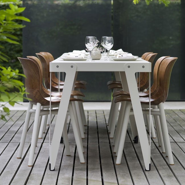 Functionals buitentafel Lloyd Table Outdoor door Serener