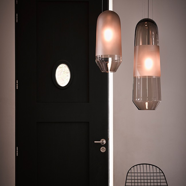 Hollands Licht hanglamp Limpid Light 01 Small door Sam van Gurp & Esther Jongsma