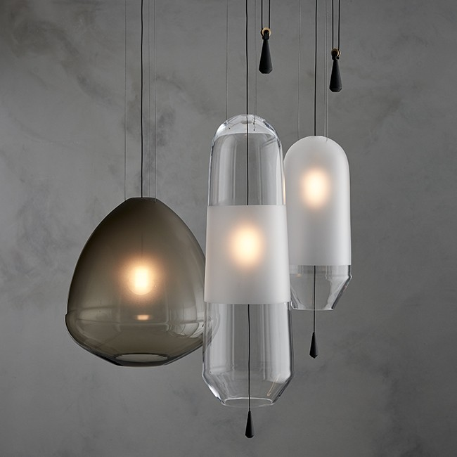 Hollands Licht hanglamp Limpid Light 02 Large door Sam van Gurp & Esther Jongsma