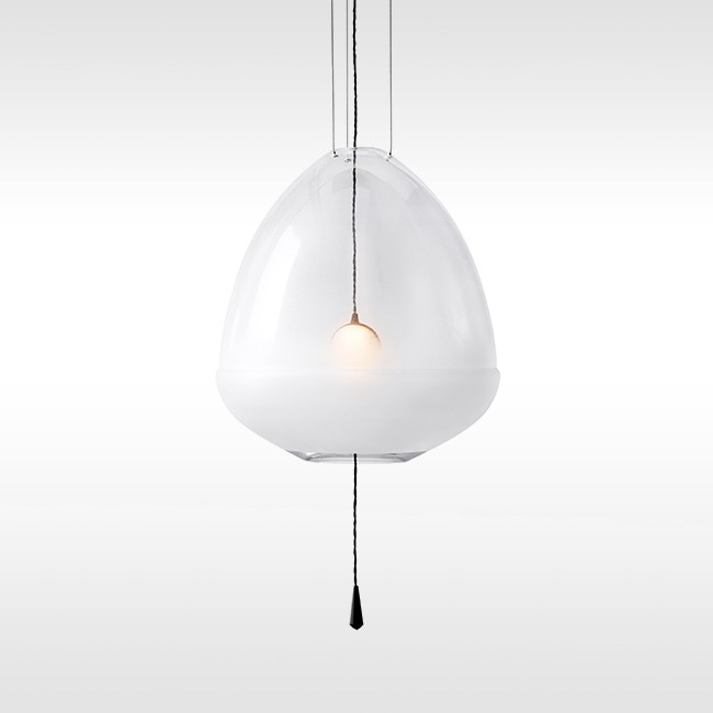 Hollands Licht hanglamp Limpid Light 03 Medium door Sam van Gurp & Esther Jongsma