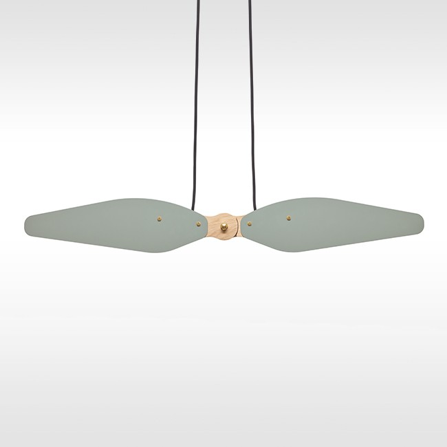 Hollands Licht hanglamp Manu Suspension door Erwin Zwiers