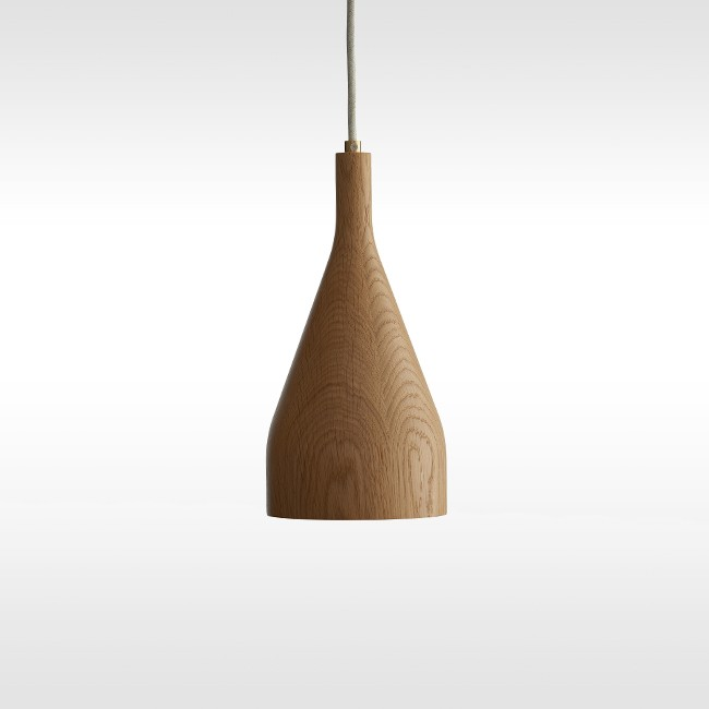 Hollands Licht hanglamp Timber Large door Ernst Koning