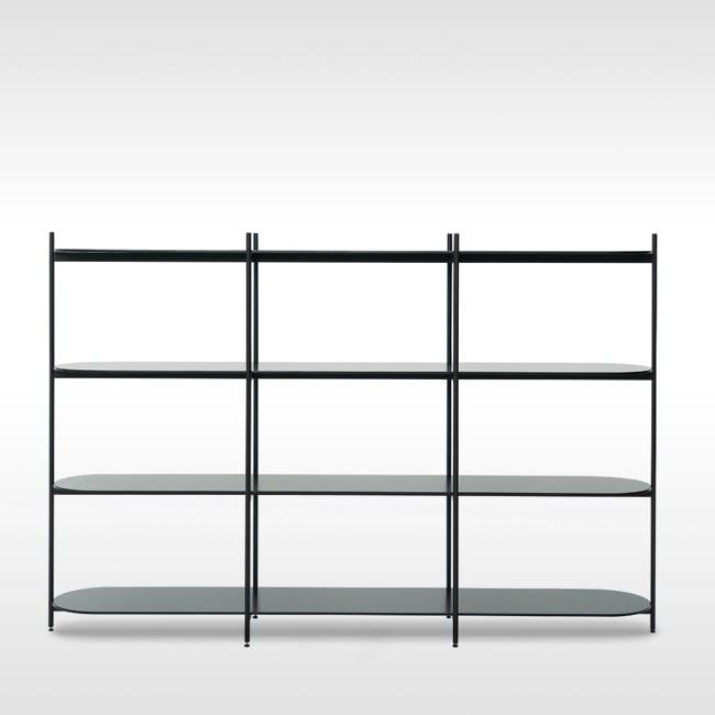 Jot.Jot kast Cross Shelving System door KiBiSi