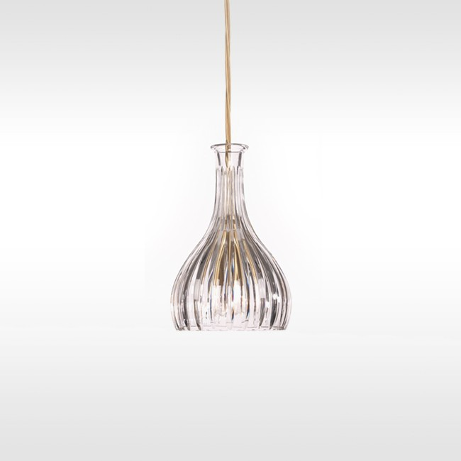 Lee Broom hanglamp Bell Decanterlight Straight door Lee Broom