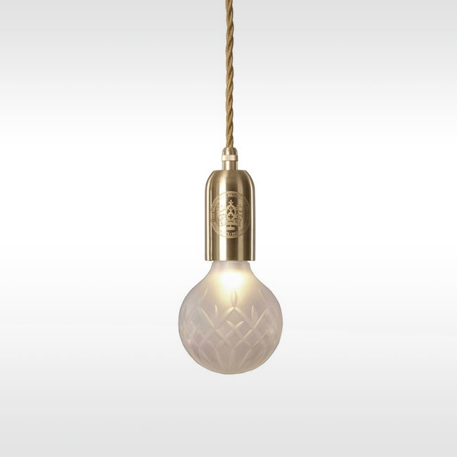 Lee Broom hanglamp Crystal Bulb Pendant door Lee Broom
