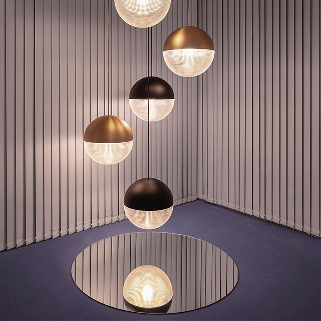 Lee Broom hanglamp Lens Flair Pendant Light door Lee Broom