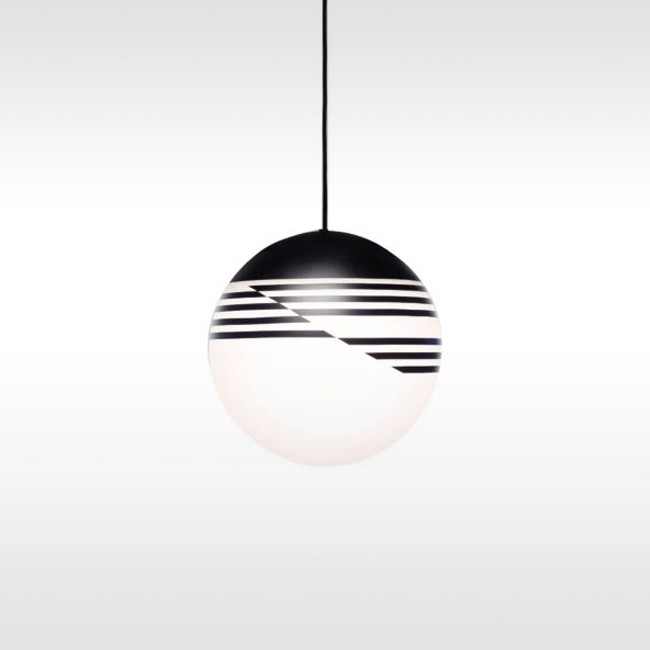 Lee Broom hanglamp Optical Light door Lee Broom