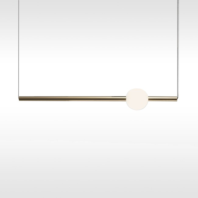 Lee Broom hanglamp Orion Globe Light door Lee Broom