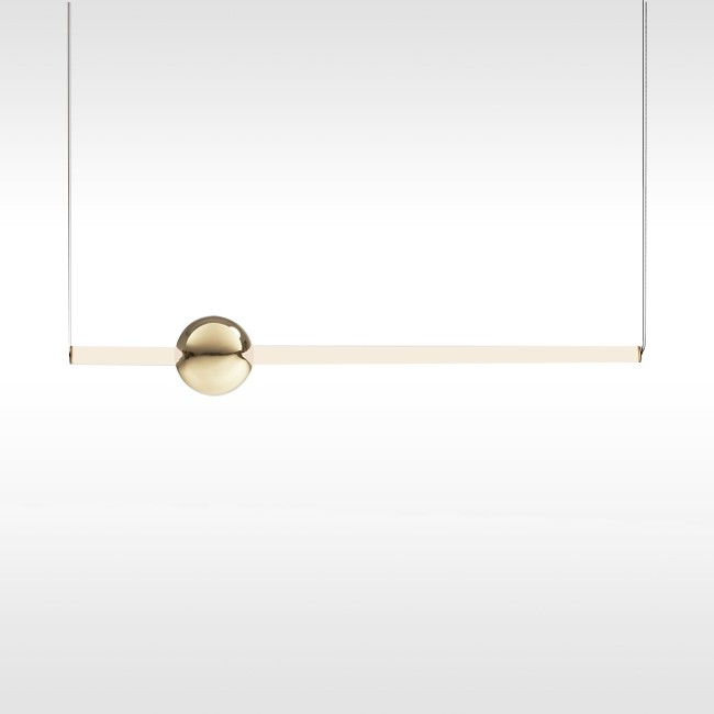 Lee Broom hanglamp Orion Tube Light door Lee Broom