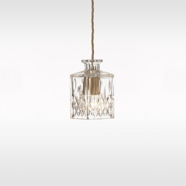 Lee Broom hanglamp Square Decanterlight door Lee Broom