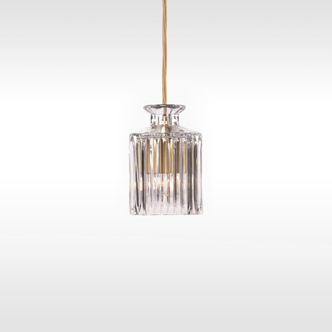 Lee Broom hanglamp Square Decanterlight Straight door Lee Broom