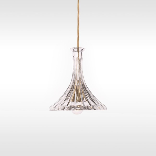 Lee Broom hanglamp Tulip Decanterlight Straight door Lee Broom