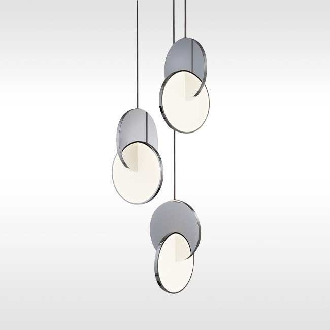 Lee Broom hanglamp Eclipse Chandelier door Lee Broom