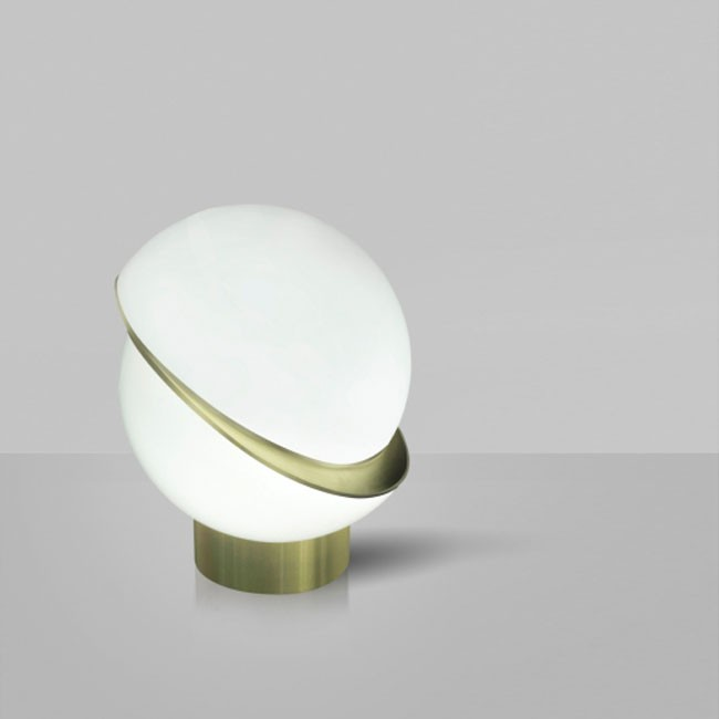 Lee Broom tafellamp Crescent Table Lamp door Lee Broom