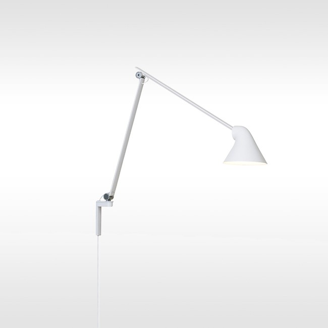 Louis Poulsen wandlamp NJP Wall Long door Nendo