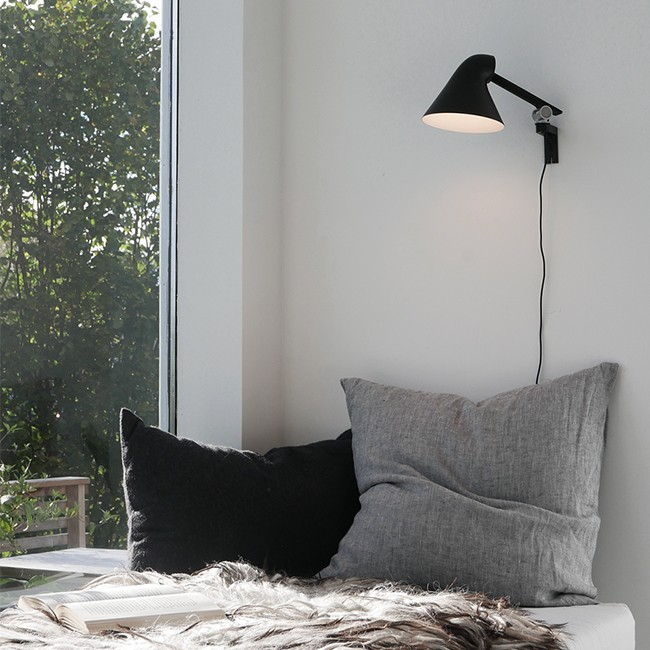 Louis Poulsen wandlamp NJP Wall Short door Nendo