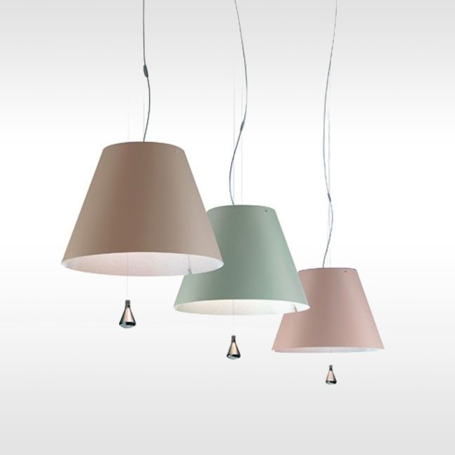 Luceplan hanglamp D13 sa.s. Costanza Up & Down door Paolo Rizzatto