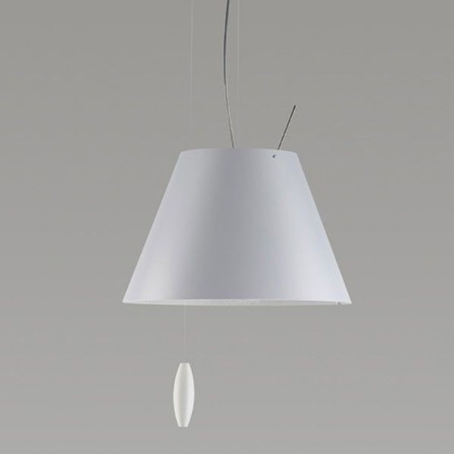 Luceplan hanglamp D13 s.pi. Costanzina Up & Down door Paolo Rizzatto